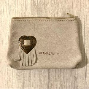 Grand Canyon zippered pouch